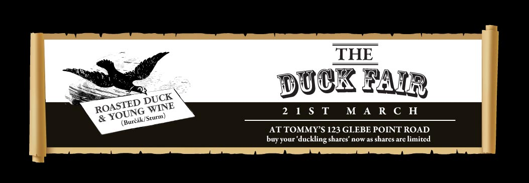 Tommy's Duck Fair